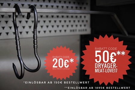 Coupon Rabatt Dryager 50€