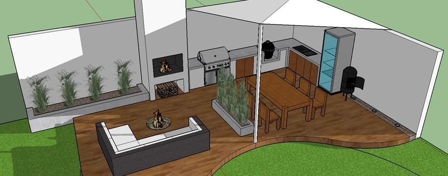 DIY - Outdoorküchen und Grillküchen - BIGMEATLOVE