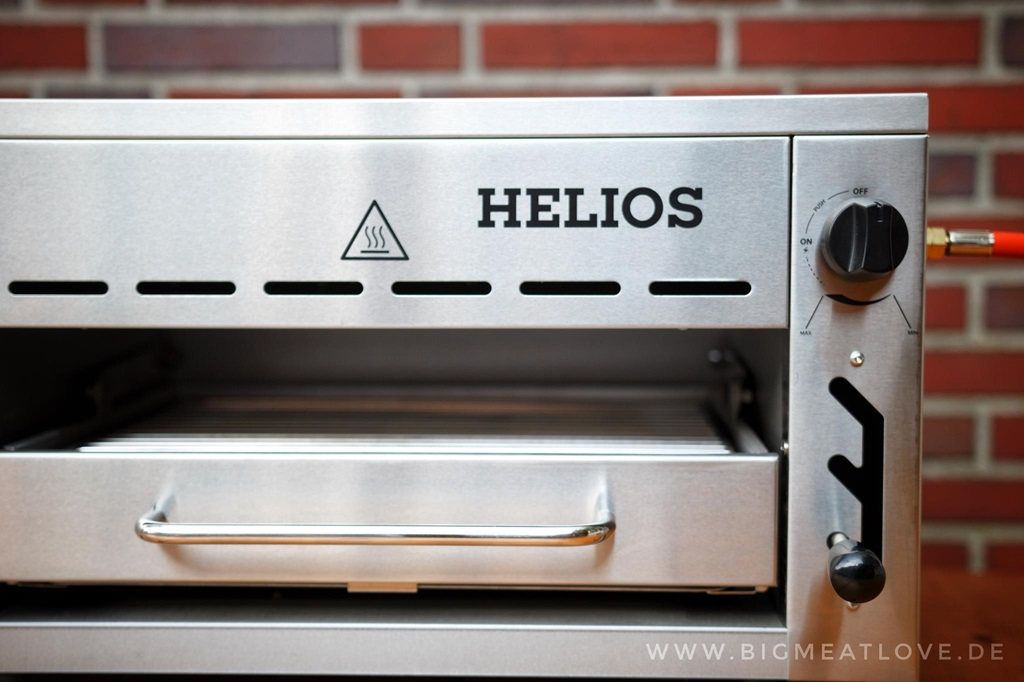 Helios Beefer Meateor 800 Grad Grill Aldi